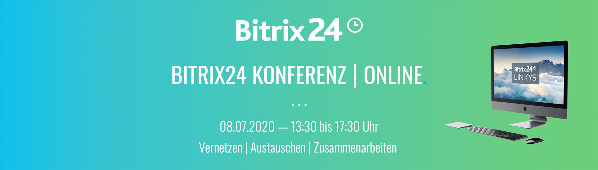 Bitrix24 Konferenz
