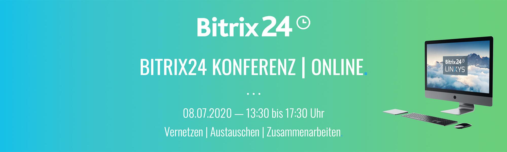 Bitrix24 Konferenz LINXYS